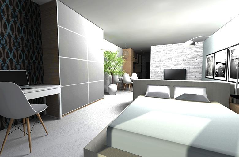 Developerský projekt - Božetěchova byty - 1