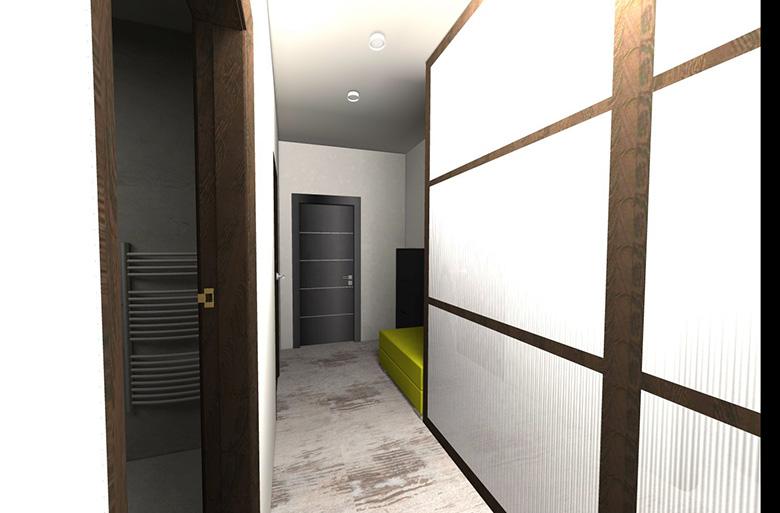 Developerský projekt - Božetěchova byty - 2