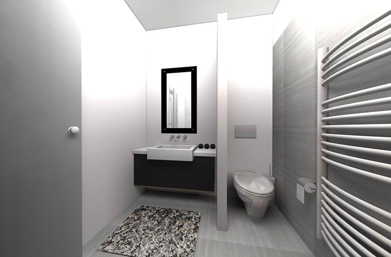 Developerský projekt - Božetěchova byty - 3