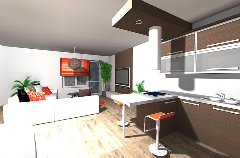 Developerský projekt - Božetěchova byty - 4