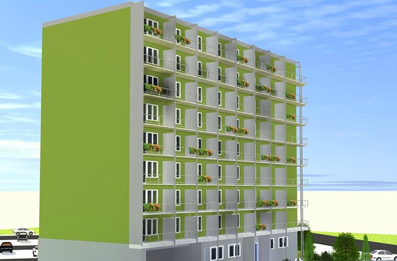Developerský projekt - Božetěchova byty - 5